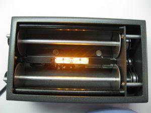 Beleuchtung für F2R ROADBOOKHALTER RB-750