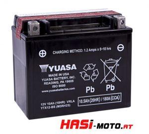 Batterie YTX 12-BS